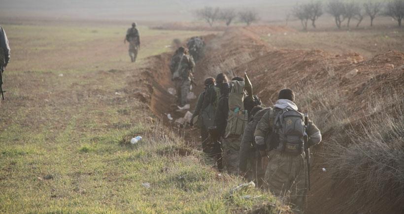 Kobanê'de 13 IŞİD'li öldürüldü