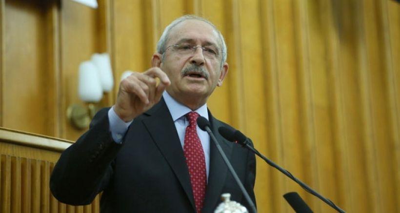 Kılıçdaroğlu'nun 'Şah Fırat operasyonu' eleştirisi