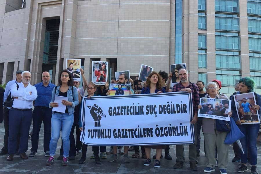 ETHA Muhabiri Ali Sönmez Kayar'a 9 ay sonra tahliye kararı