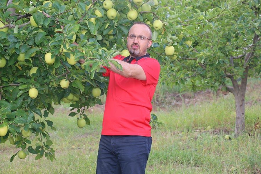 AKP'li Turan: Bırakın krizi çalışan insan emeğinin karşılığını buluyor