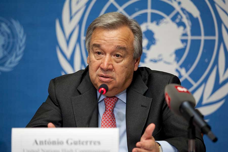 BM Genel Sekreteri Guterres'ten Yemen çağrısı