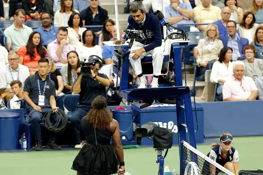 Serena Williams nerede yanılıyor?