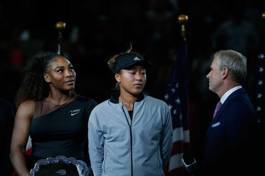Serena Williams-Naomi Osaka