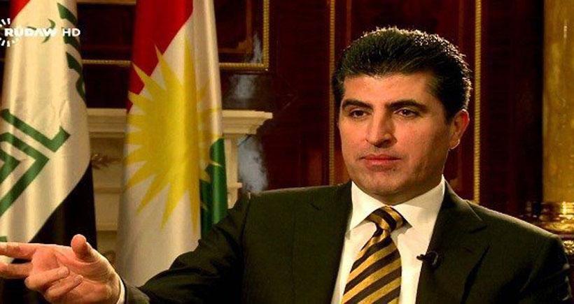 Barzani: IŞİD'e karşı koyabilecek tek güç peşmerge