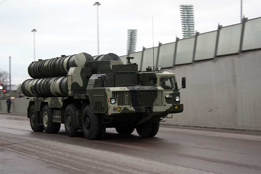 ABD ve İsrail'den Suriye'ye teslim edilen S-300 açıklaması