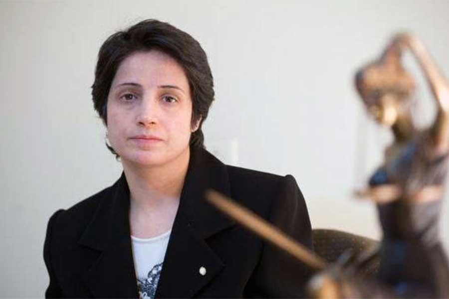 İsveç PEN'den İranlı kadın hukukçu Nasrin Sotoudeh'e ödül