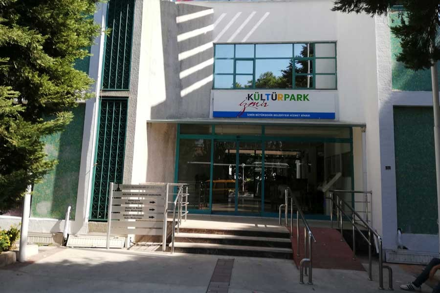 Kültürpark'taki binanın özel üniversiteye tahsisi onaylandı