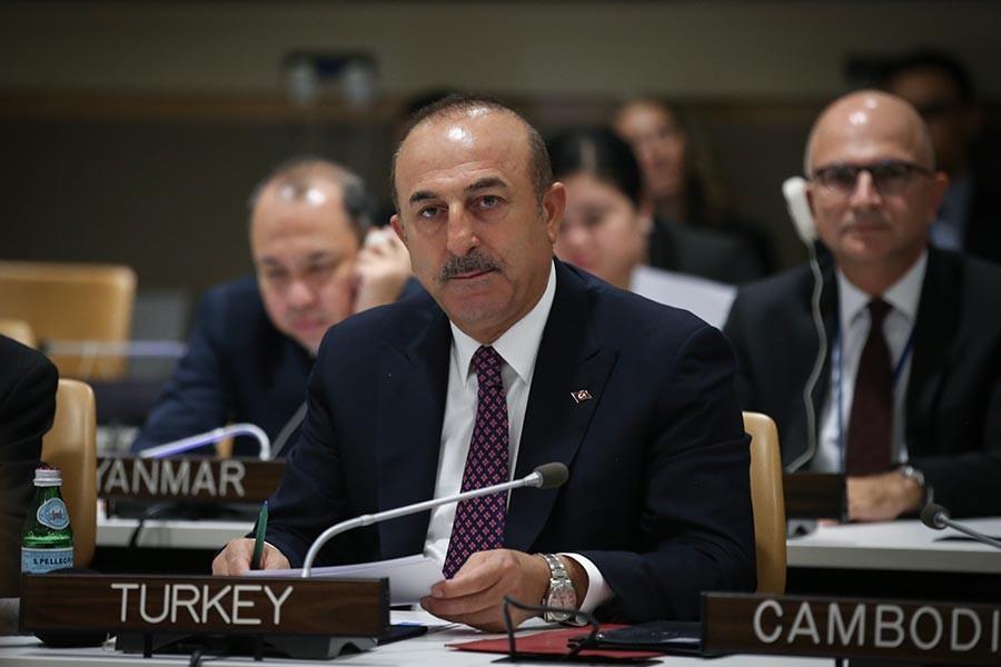 Çavuşoğlu: ABD'nin İran'a yönelik yaptırımlarını desteklemeyeceğiz