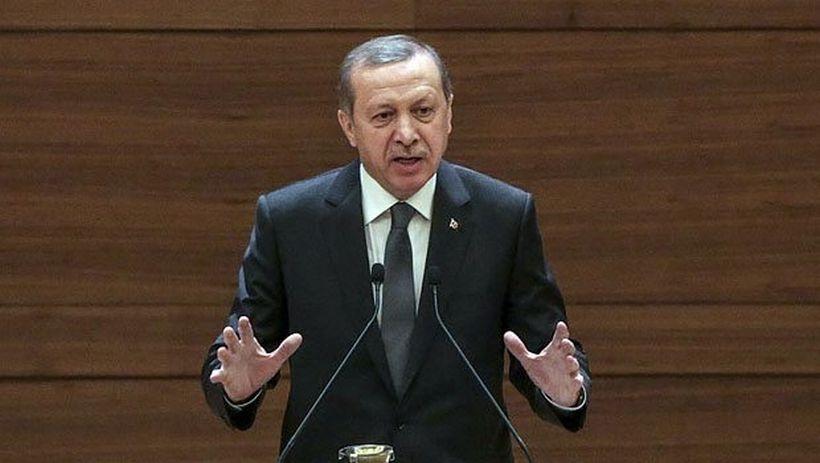 Erdoğan: Ecdadımızın emanetinden vazgeçme değildir