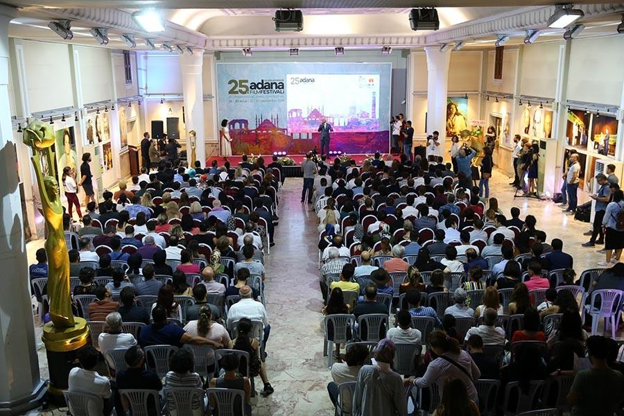 Adana'da kısa film ödülleri verildi