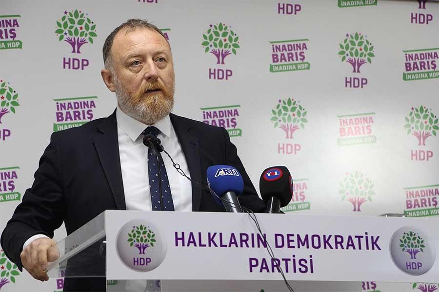 HDP Parti Meclisi toplandı