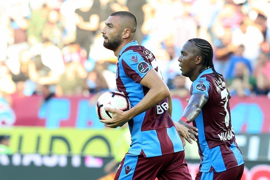 Trabzonspor, 2 gol geriden gelerek Kasımpaşa'yı 4-2 mağlup etti