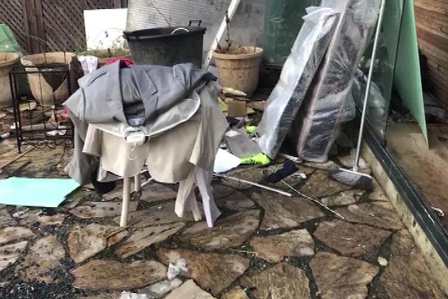 AdnanOktar'ın Kandilli'deki villası boşaltıldı