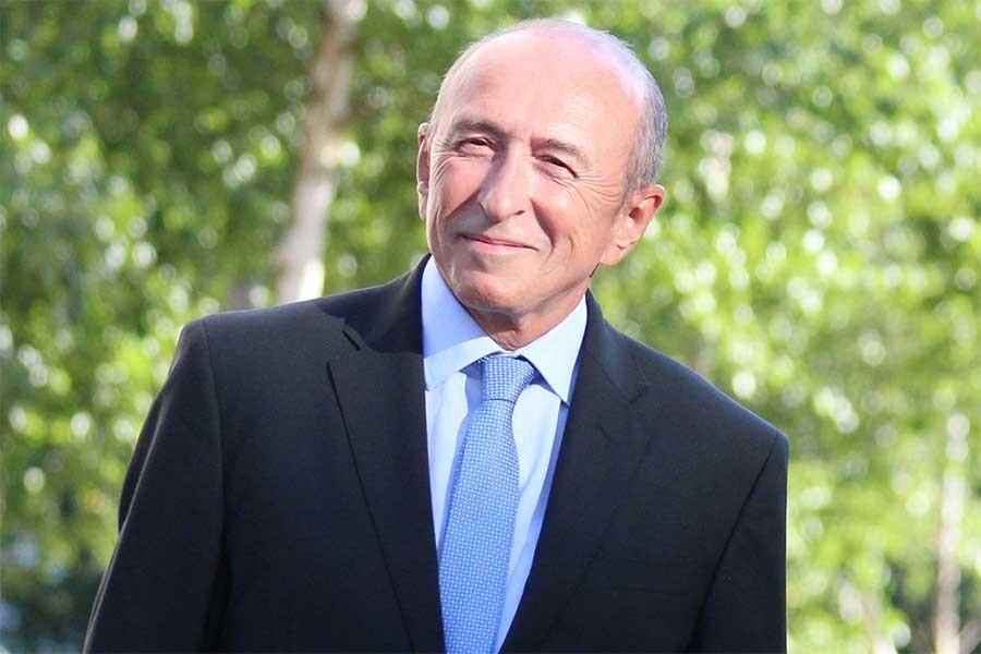 Fransa İçişleri Bakanı Gerard Collomb istifa etti