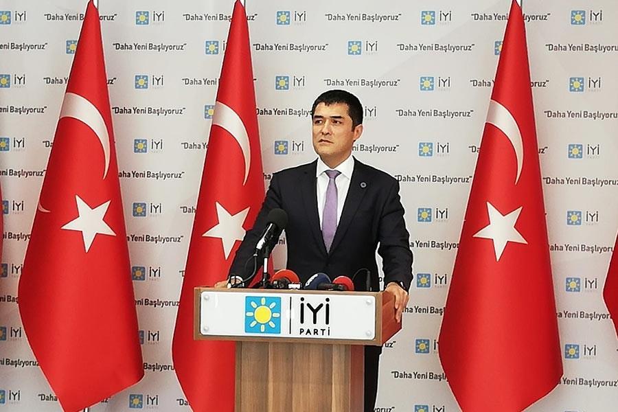 İYİ Parti'den af açıklaması: Cin şişeden çıktı