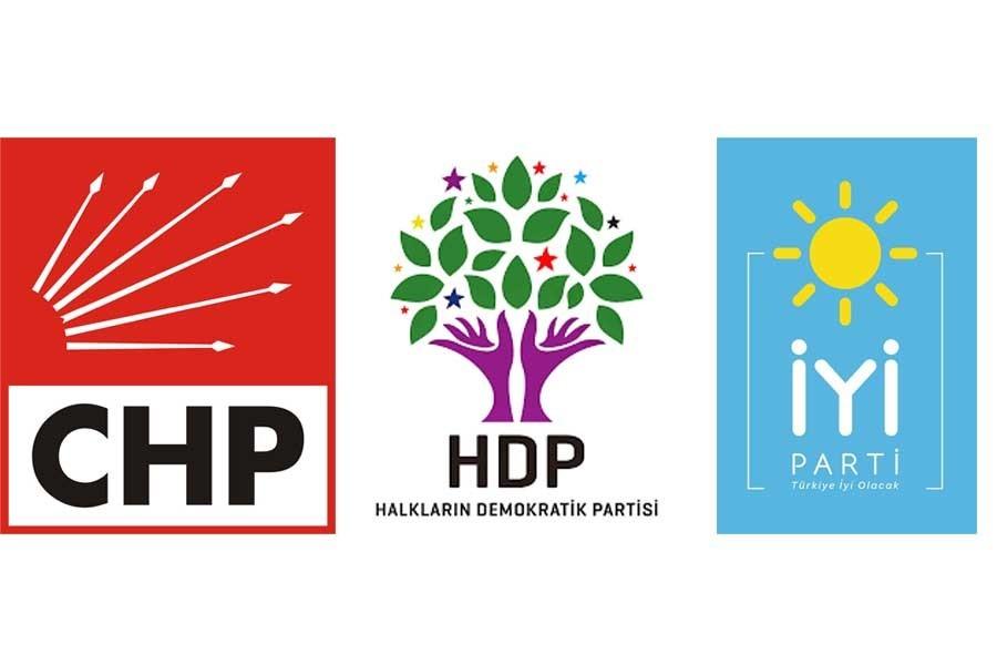 Siyasi partilerden enflasyon ve zam tepkisi