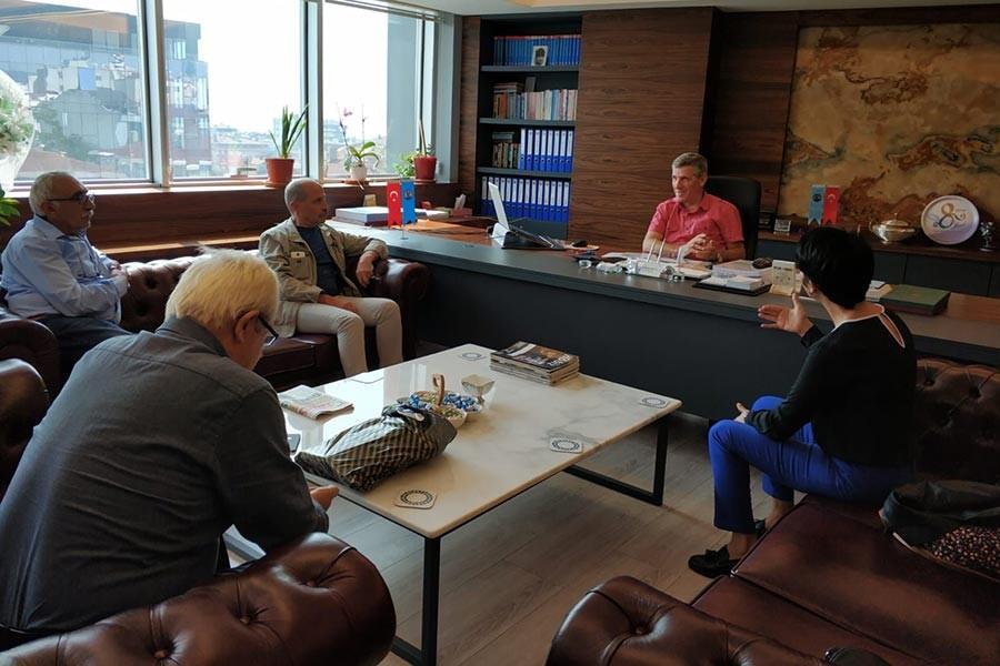 EMEP, Gebze'de sendikalarla görüşme gerçekleştirdi