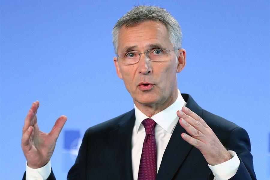 NATO Genel Sekreteri: NATO'nun kapısı Gürcistan'a açık