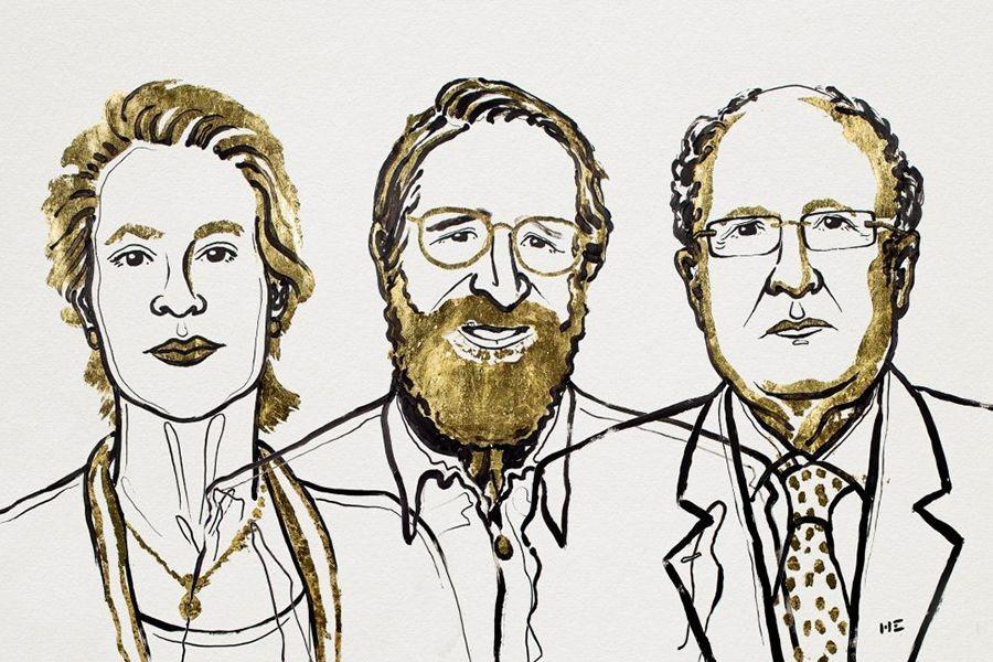Nobel Kimya Ödülü, evrim biyolojisi çalışan 3 bilim insanına verildi