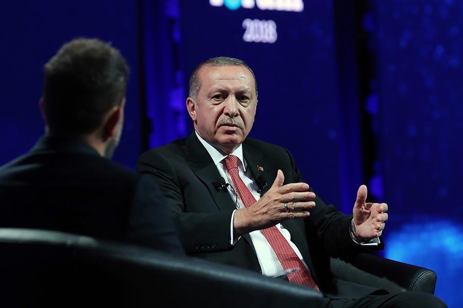 Erdoğan'dan AB konusunda 'referandum' sinyali