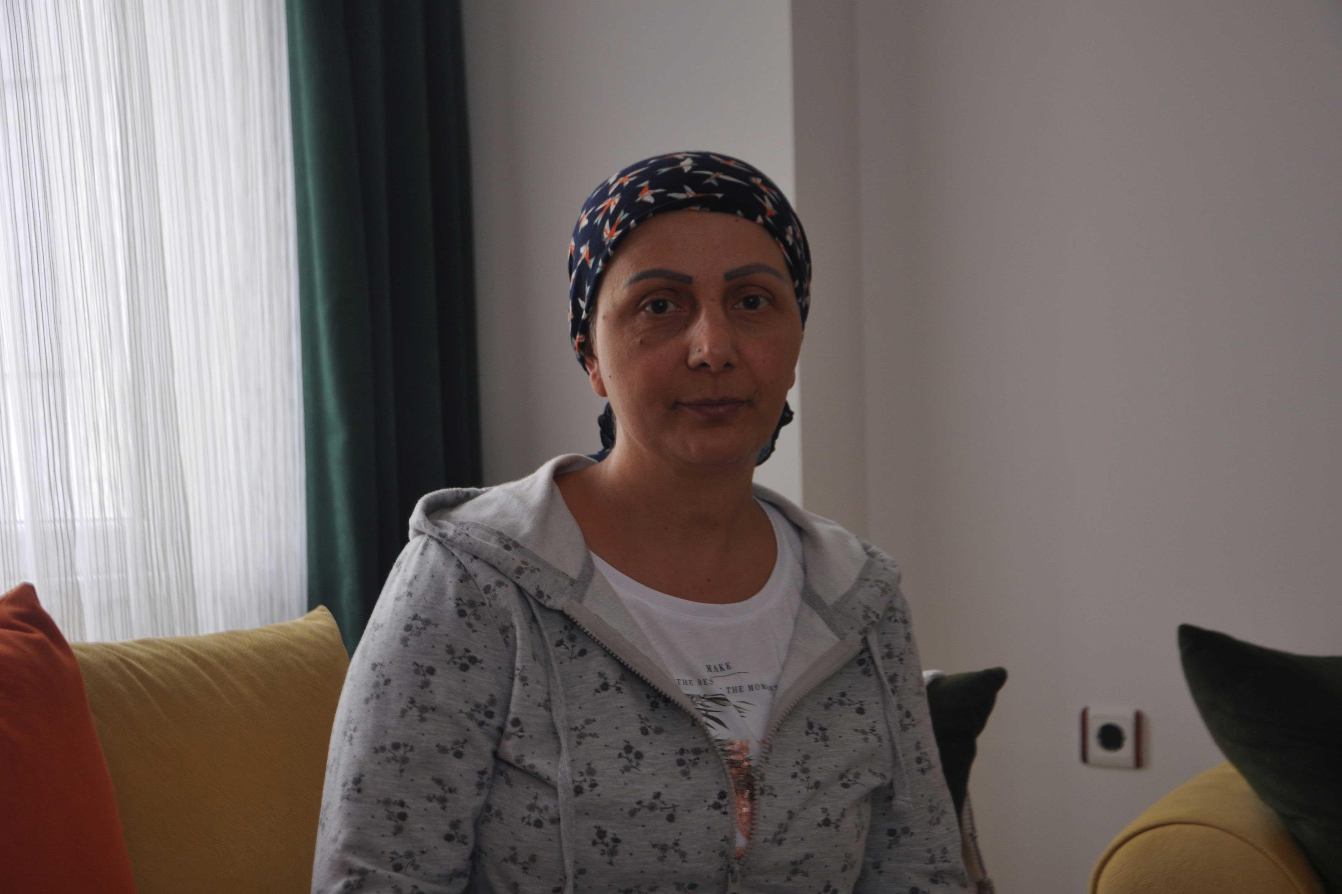 İşten atılan kanser hastası işçi çaresiz kaldı