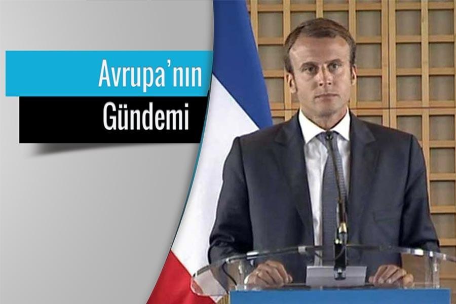 Macron'un kabinesinde yeni istifa krizi