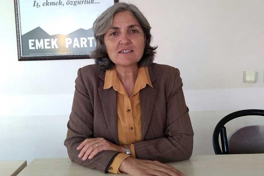 Emek Partisi Genel Başkanı Selma Gürkan, Ramazan bayramı dolayısıyla mesaj yayınladı