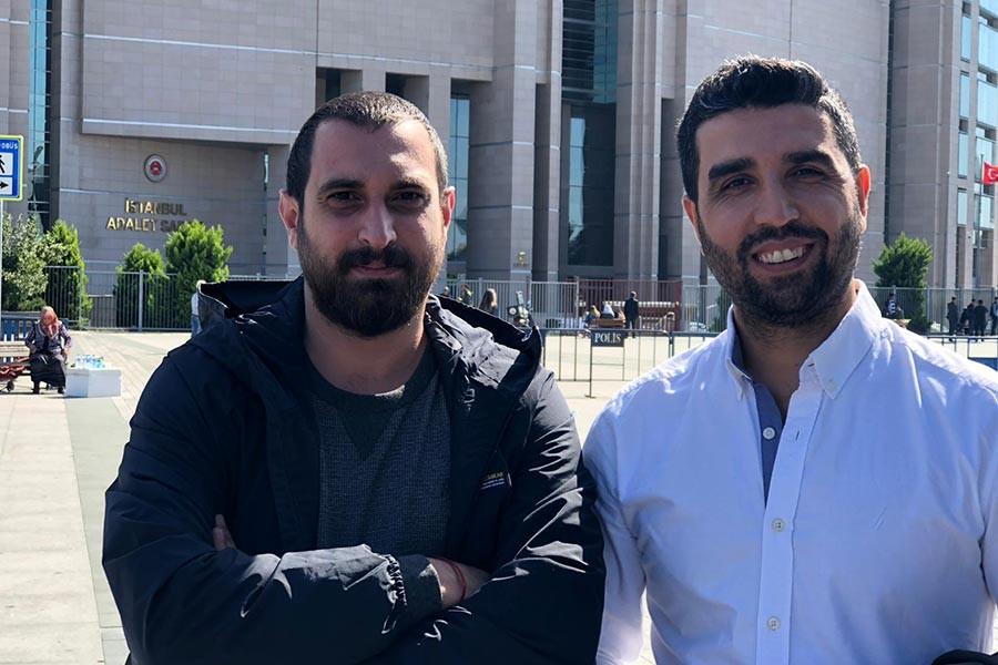 Gözaltına alınan Gazeteci Çağdaş Kaplan serbest bırakıldı