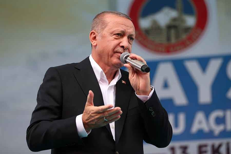 Erdoğan: CHP'nin İş Bankası hisselerini inşallah Hazineye devredeceğiz