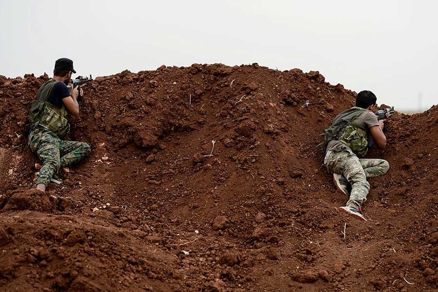 Afrin'den sonra Cerablus'ta da 'Yağmacı gruplara karşı' operasyon