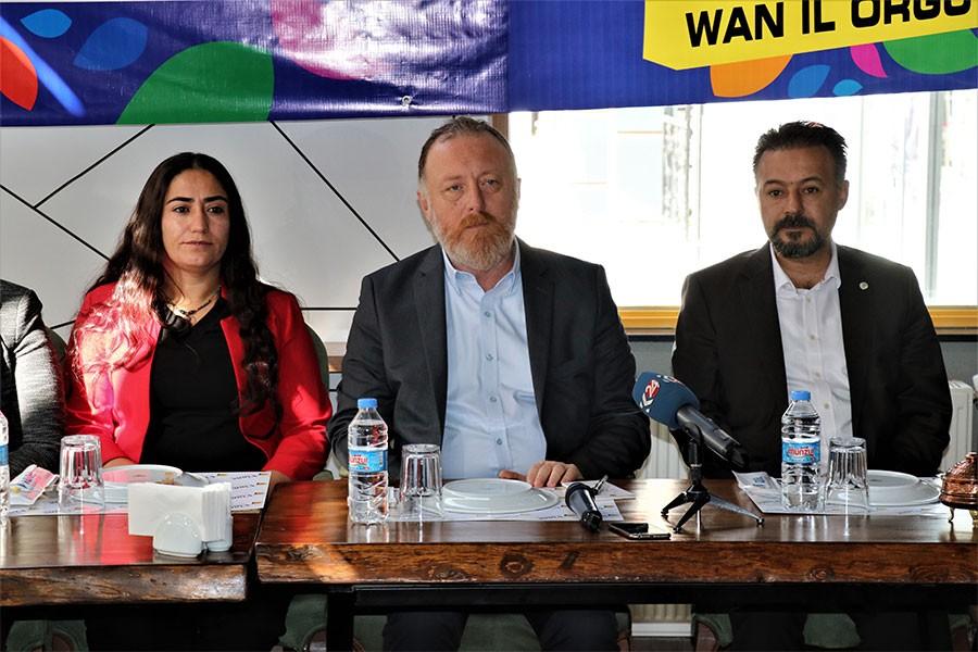 Sezai Temelli'den yerel seçimler için güç birliği çağrısı