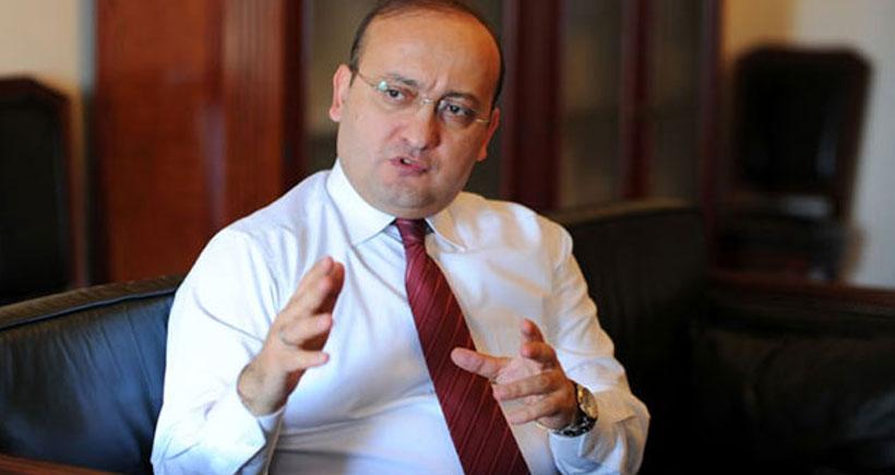 Akdoğan çözüm süreciyle ilgili HDP ve KCK'yi suçladı
