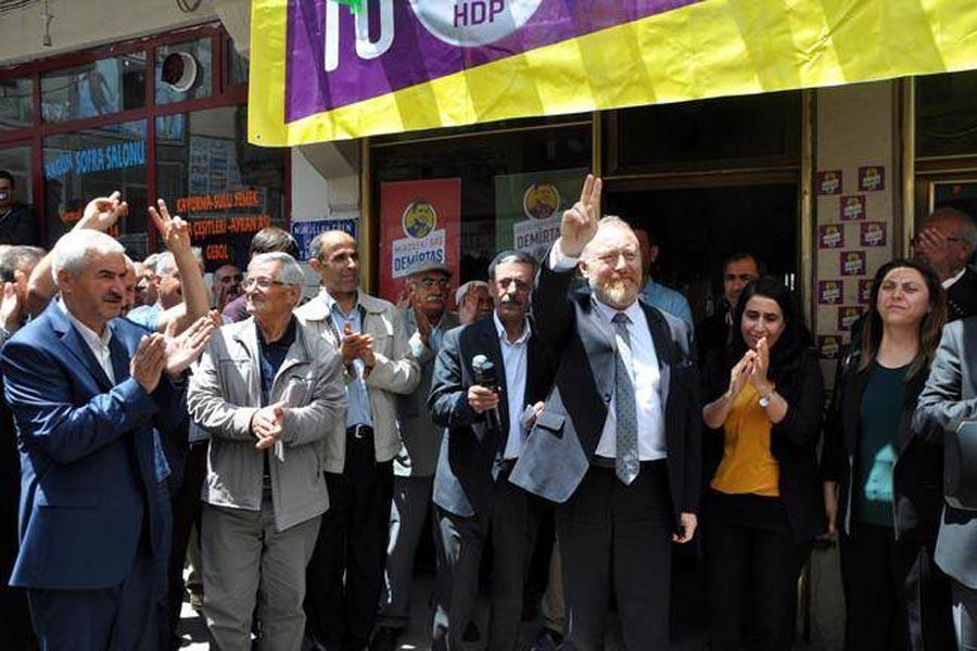 HDP 20 Ekim'de yerel seçim çalışmalarını başlatacak