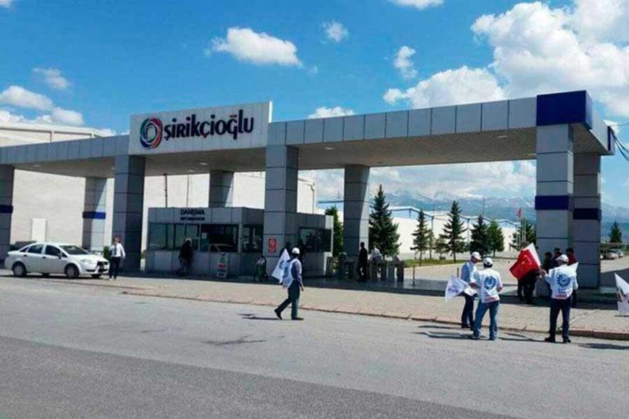 Şirikçioğlu Tekstil'de son bir ayda 100 işçi atıldı