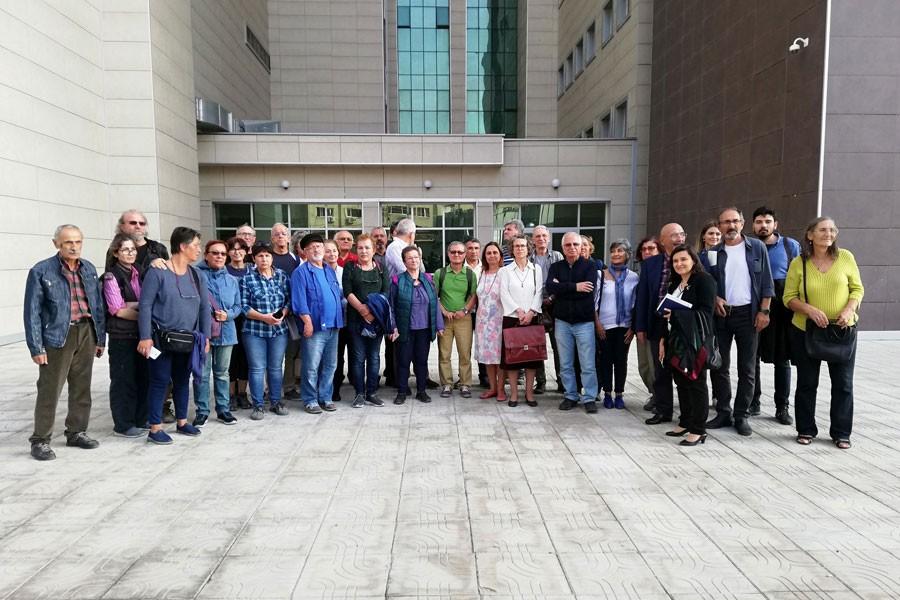 'Daha geç olmadan İzdemir'in ÇED kararı iptal edilsin'