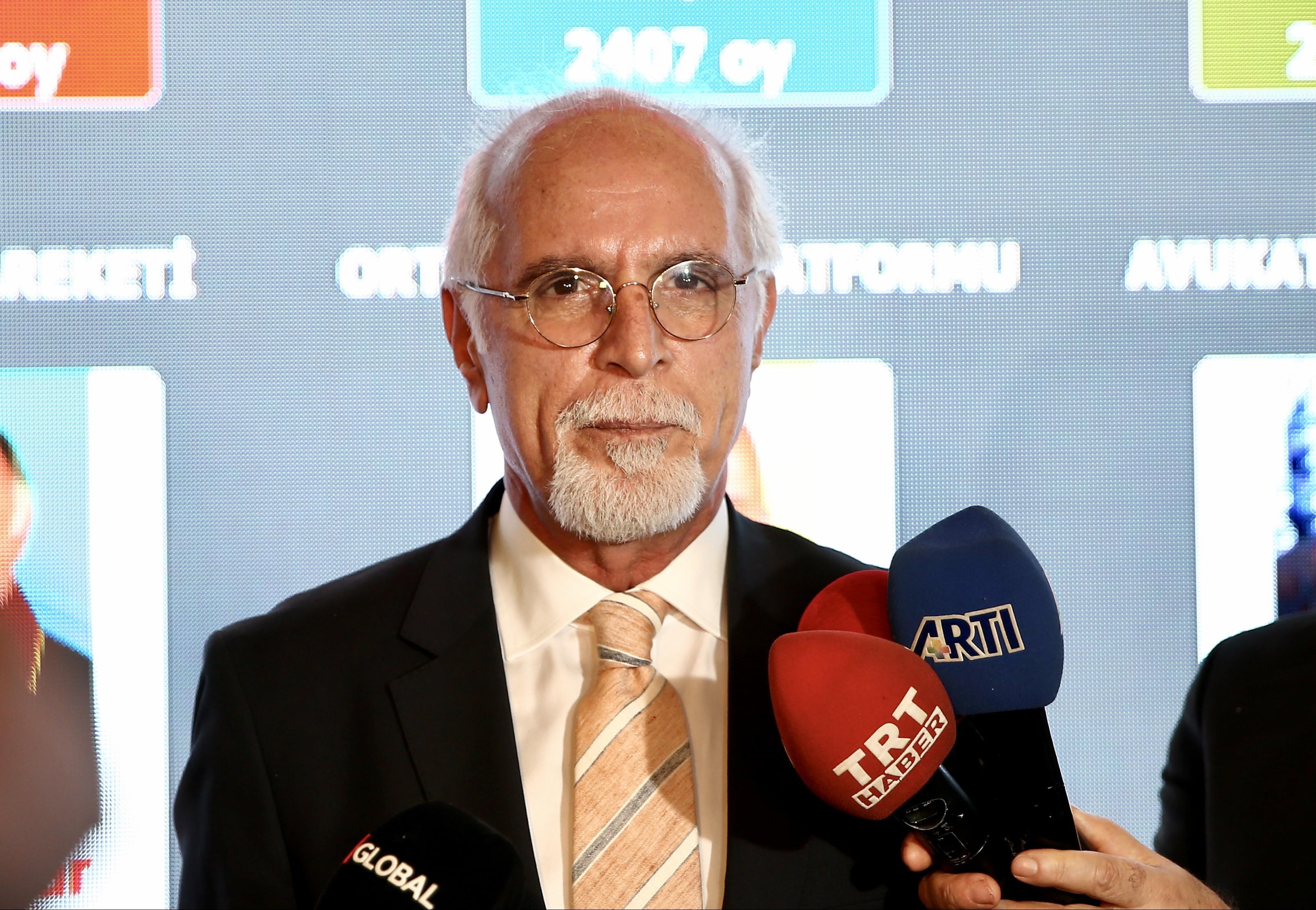 İstanbul Barosu başkanı yeniden Avukat Mehmet Durakoğlu