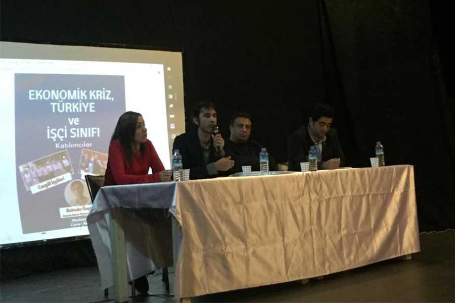 Kocaeli Demokrasi Girişiminden forum: Faturayı ödeyen biz olmayacağız