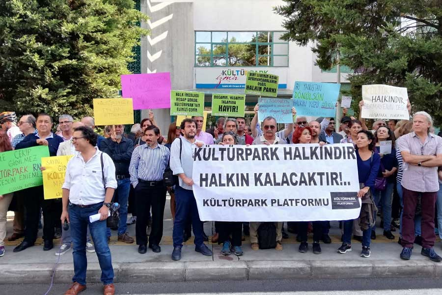 Kültürpark'ın Tınaztepe Üniversitesi'ne tahsisine karşı dava açıldı