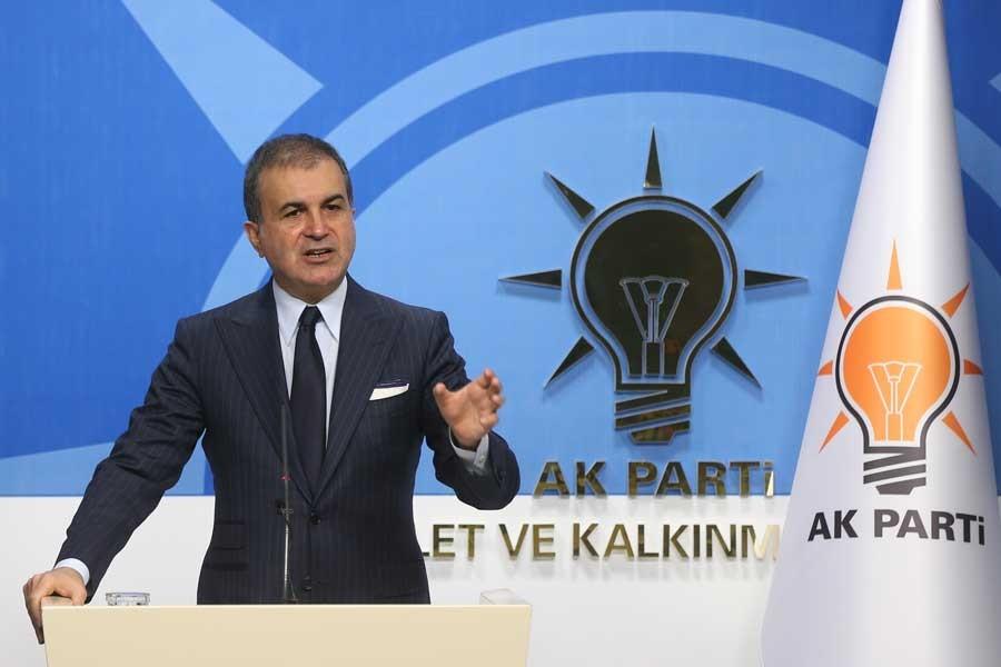 AKP Sözcüsü Çelik'ten Bahçeli'ye eleştiri: Siyasi nezakete uymamıştır