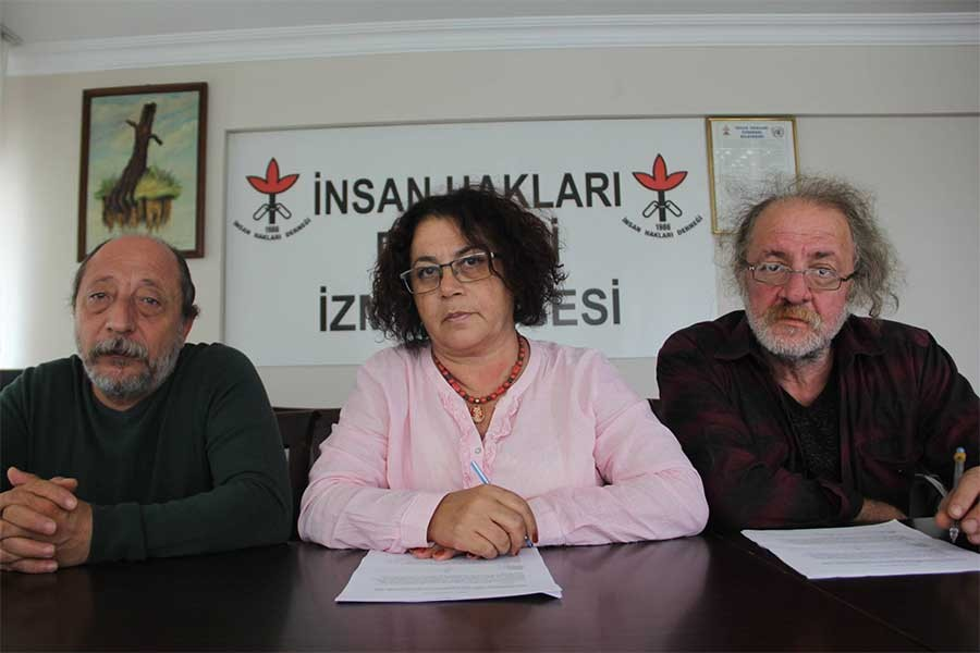 İHD İzmir Şubesi: 10 bin 148 hak ihlali yaşandı
