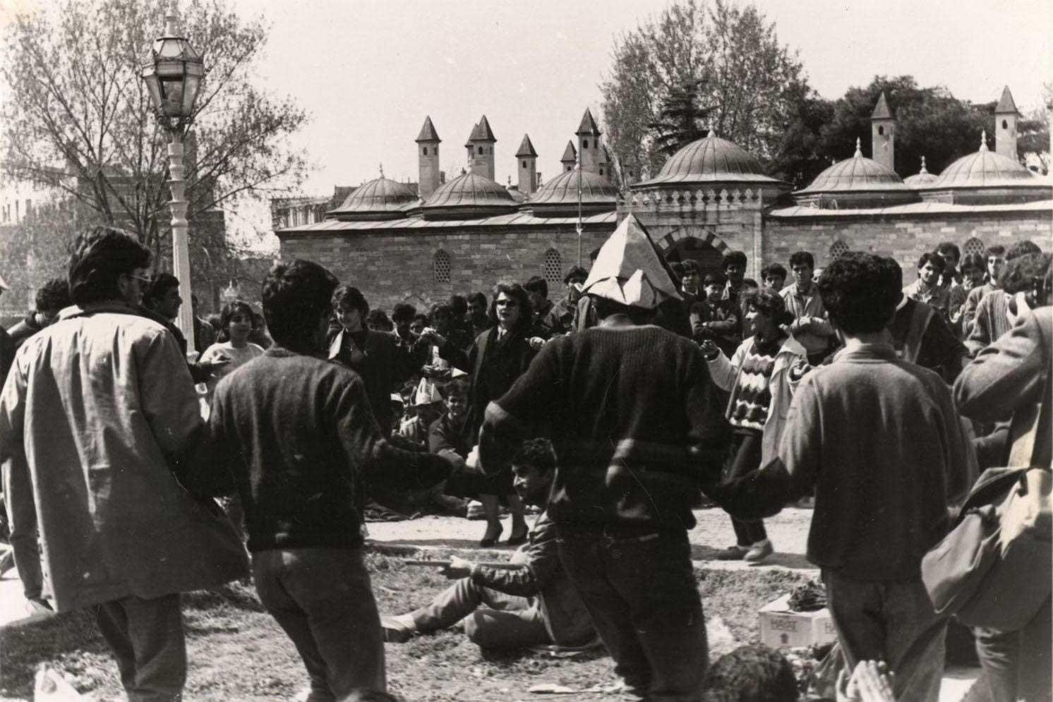 Türkiye gençlik hareketi tarihinden portreler: 80'ler