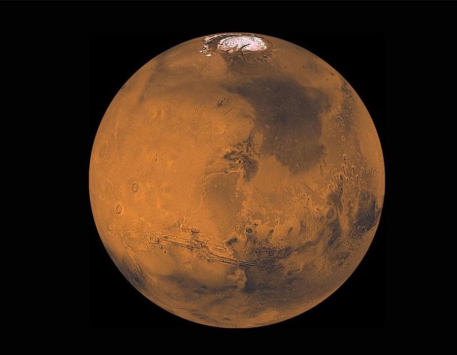 NASA: Mars'ta sıvı su varsa, yaşam için yeterli oksijen oluşabilir