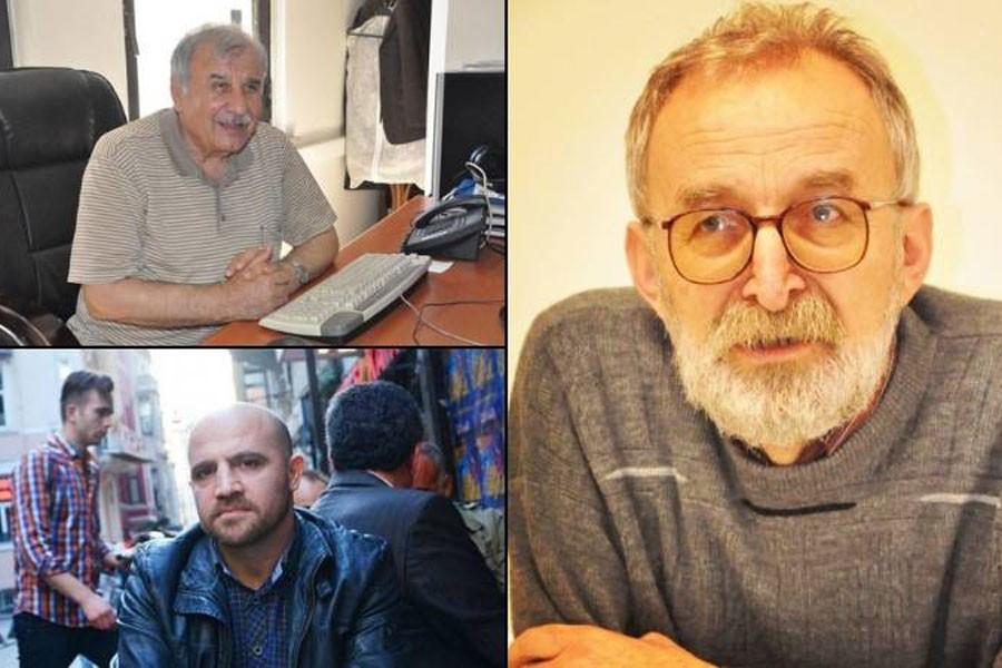 Yazarımız İhsan Çaralan ve 2 gazeteciye ceza