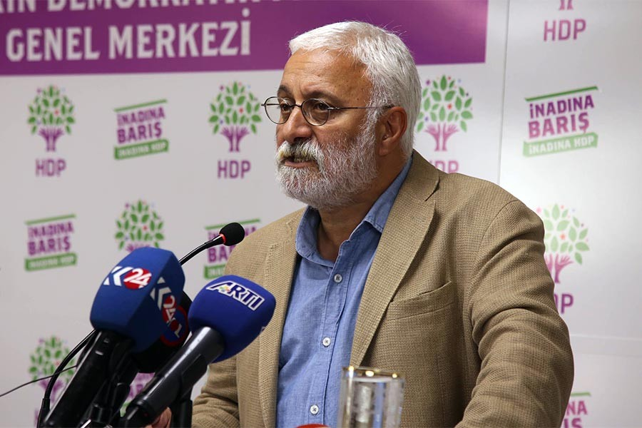 HDP'den ittifak açıklaması: CHP ile herhangi bir resmi görüşmemiz yok
