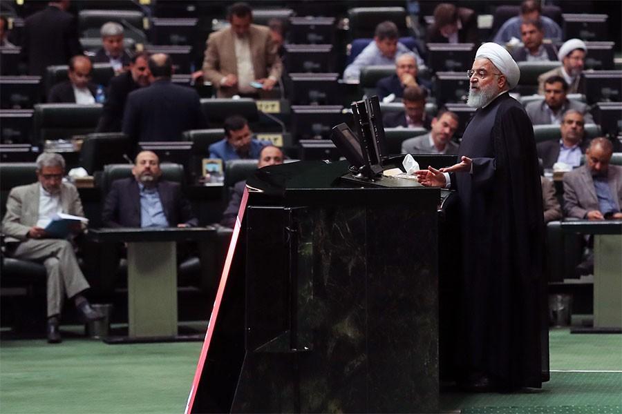 İran Cumhurbaşkanı Ruhani: ABD İran karşısında yalnız kaldı