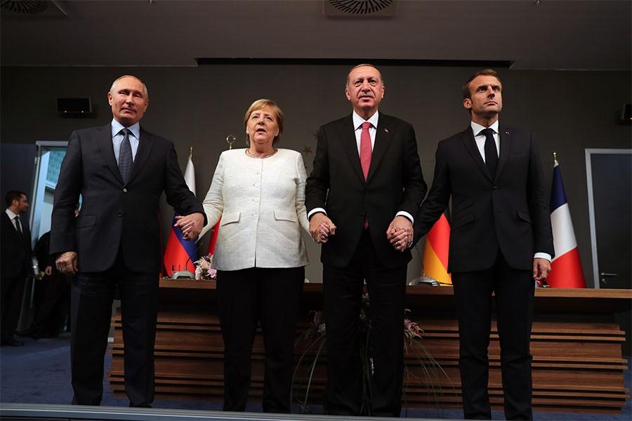 Dörtlü zirve sona erdi: Pazarlığın yeni adı 'siyasi çözüm'