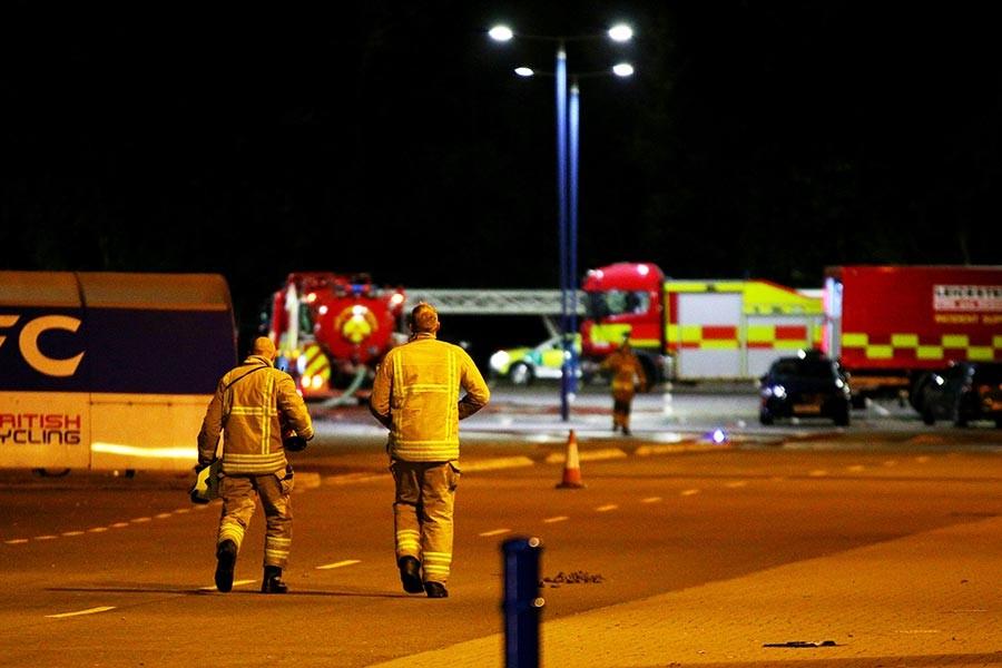 Leicester City'nin sahibi, düşen helikopterde hayatını kaybetti