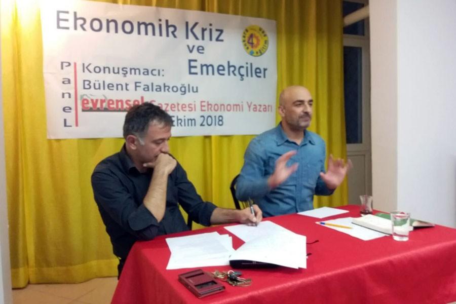 'AKP kriz sürecinde emekçilerin örgütsüzlüğüne güveniyor'
