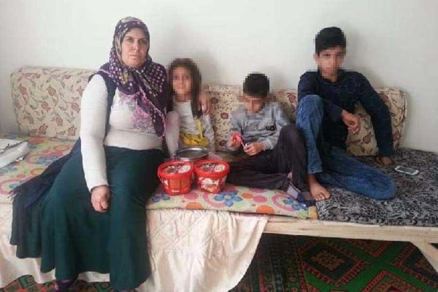 Mahmekeden nafaka kararı: Eşe 50, çocuklara 25'er lira