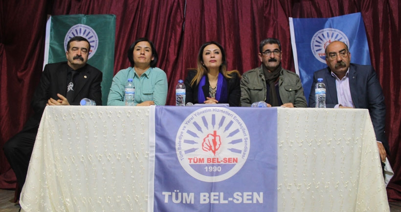 Adana'da sürgünlere tepki